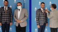 DEVA-Antakya'da Tanıtım Başkanı Hasan Öztürk