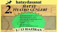 Hatay'da 2.tiyatro Festivali