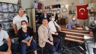 CHP Heyeti Arsuz'da