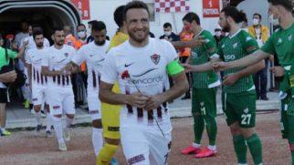 Futbol sahalarının beyefendisi, Hatayspor'un en eskisi…