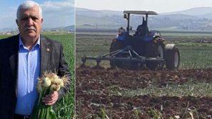 CHP'li Çiftçi Milletvekili: