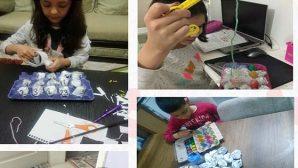 Uzaktan eğitim ve dönüştür-oyna-öğren projesi