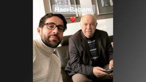 """Ömer Erdoğan'ın """"Babalar Günü"""" Paylaşımı"""
