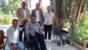 CHP'den Engelliye Akülü Araç