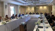 Ankara'da Birlik Vakfı Toplantısı
