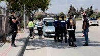 Antakya'da 218 Polis ile çevirme,  arama, kontrol…