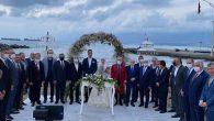 """""""Esra-Yaşar"""" çifti evlenerek mutlu yuvalarını kurdu"""