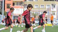 Hatayspor futbol okulu çalışmaları başladı