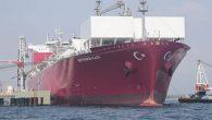 Türkiye'nin ilk doğal gaz depolama gemisi
