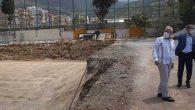 İskenderun Belediyesi yüzme havuzu yaptırıyor