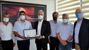 Ödülü Pandemi Başarısına
