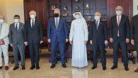 Katarlı Bakan'a Expo daveti