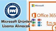 Microsoft Ürünleri Lisansı Alınacak