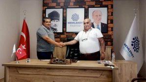 MP'de Defne İlçe Başkanı Selahattin Nurlu