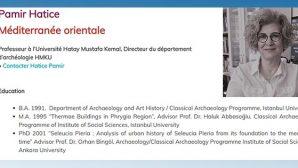 MKÜ'lü Prof. Dr. Hatice Pamir…