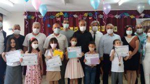 Hatay'da 5 ilçeden 428 ilkokul öğrencisi katıldı