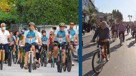 """İskenderun ve Erzin'de """"Dünya Bisiklet Günü"""" kutlamaları"""