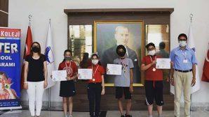 Sınav koleji satranç yarışması