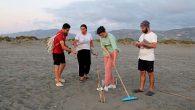 Sahiller Anaç Deniz Kaplumbağaları İçin Hazırlandı