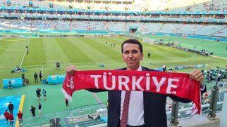 Serkan Topal Azerbaycan'da