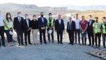 Vali Doğan'dan EXPO alanına ziyaret