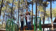 Yayladağı ilçesi ormanlık alanda sıra dışı etkinlik…