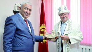 Başkan Savaş Özbekistan'da