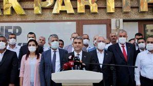 AKP İl Başkanı, Lütfü Savaş'ı suçladı: