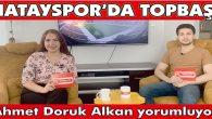 ANTAKYA TV YENİ VİDEO / HATAYSPOR TOPBAŞI YAPTI