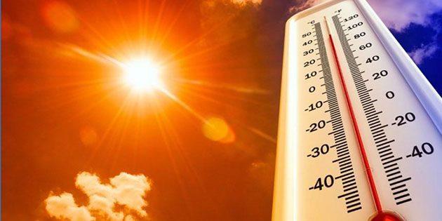 Aşırı sıcaklar geliyor