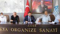 Antakya OSB Genel Kurulu'nda 2 önemli karar çıktı: