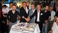 Hatay'daki Beşiktaşlılardan şampiyonluk kutlaması