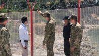 Türkiye-Suriye Sınırına Duvar