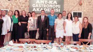 Antakya'da Gastronomi Akademisi