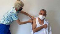 Şanverdi 3.aşıyı oldu, mesaj verdi: