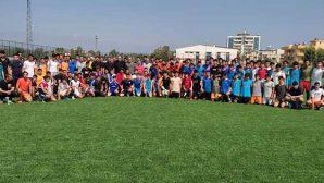 İskenderunspor'da Futbol Seçmeleri: 300 Yıldız Katıldı