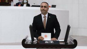 MHP'li Kaşıkçı  Ankara'dan  Ses Verdi