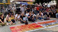 Samandağ'da Su'suzluğa Karşı Eylem