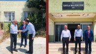 Defne Belediyesi, bina ve arsa bağışladı