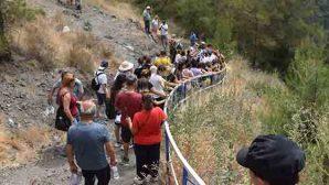 Arsuz'da her yıl düzenlenen Geleneksel Doğa Yürüyüşü yapıldı