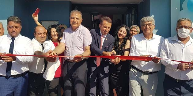 Serinyol'da rehabilitasyon merkezi açıldı