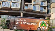 Alanyaspor Antakya'da