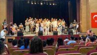 Avrupalı 42 müzisyenden Samandağ konseri
