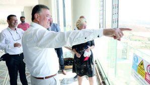 BM Büyükelçisinden EXPO Alanına Övgü