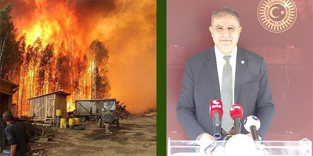 CHP Hatay Milletvekili Mehmet Güzelmansur