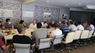 Hatay'da yüz yüze eğitim öncesi toplantı