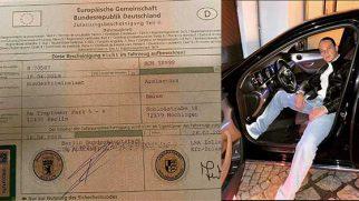 Merkel'in Aracı Hataylı'da