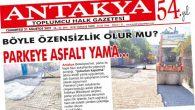 Antakya Belediyesi duyarlılığı