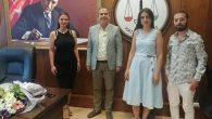 Psikologlar ve Diyabet Yöneticileri Ziyareti Baro'ya