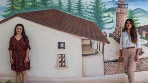 Yayladağı'nda Sanatsal Hamle